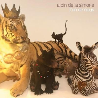 Albin De La Simone - L'un De Nous (LP)