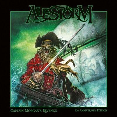 Alestorm - Captain Morgan's Revenge (10th Anniversary) (LP)