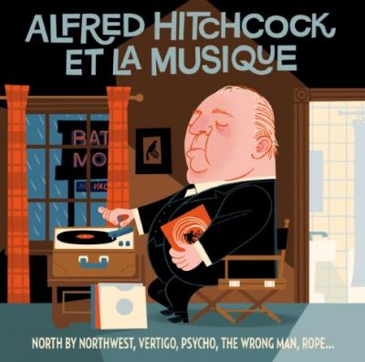 Alfred Hitchcock Et La Musique (LP)