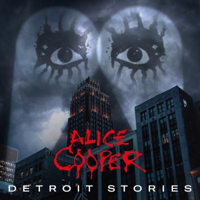 Alice Cooper - Detroit Stories (Ltd CD+DVD)