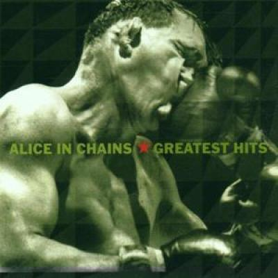 Alice In Chains - Greatest Hits (cover)