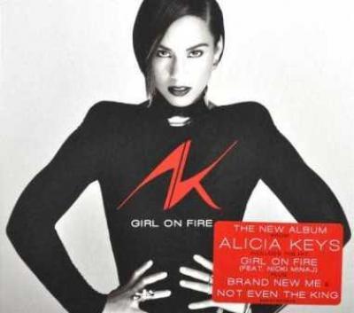 Keys, Alicia - Girl On Fire (cover)