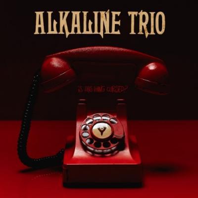 Alkaline Trio - Is This Thing Cursed? (Black/Bone Vinyl) (LP)