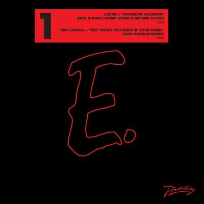 "Alkan, Erol - Reworks Volume 1 (Part 1) (12"")"