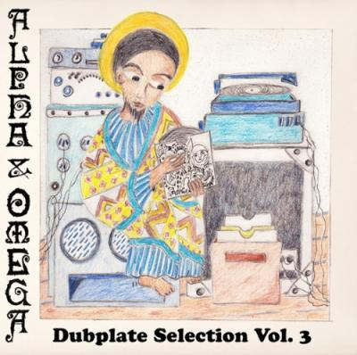 Alpha & Omega - Dubplate Selection 3 (LP+Download)