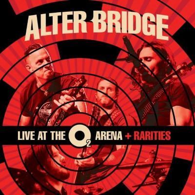 Alter Bridge - Live At the O2 Arena & Rarities (4LP)