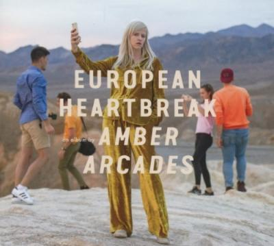 Amber Arcades - European Heartbreak (Blue Vinyl) (LP)
