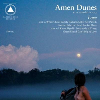 Amen Dunes - Love (Blue Vinyl) (LP)