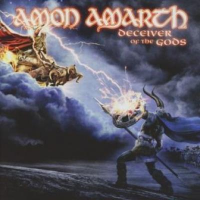 Amon Amarth - Deceiver Of The Gods (cover)