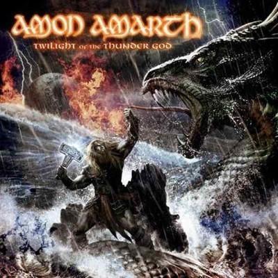 Amon Amarth - Twilight of the Thundergod (LP)