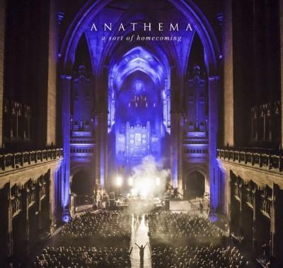 Anathema - A Sort Of Homecoming (2CD+DVD)