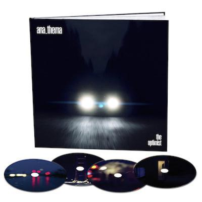 Anathema - Optimist (2CD+DVD+BluRay+BOOK)