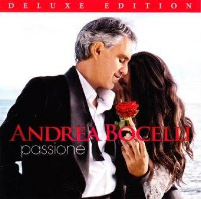 Bocelli, Andrea - Passione (Deluxe) (cover)
