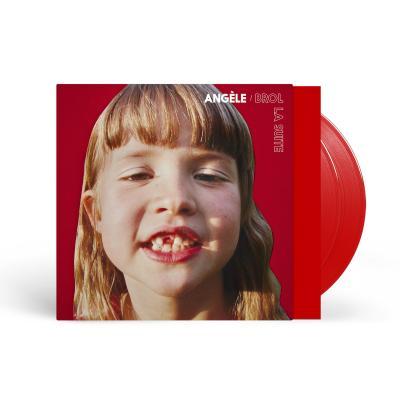 Angele - Brol La Suite (Translucent Red Vinyl) (2LP)