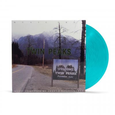 Angelo Badalamenti - Music From Twin Peaks (Translucent Green Vinyl) (LP)