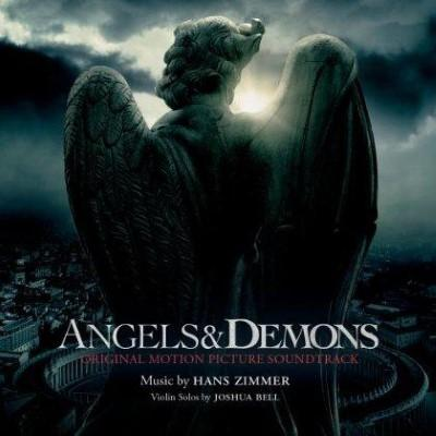 Angels & Demons (OST by Hans Zimmer) (LP)