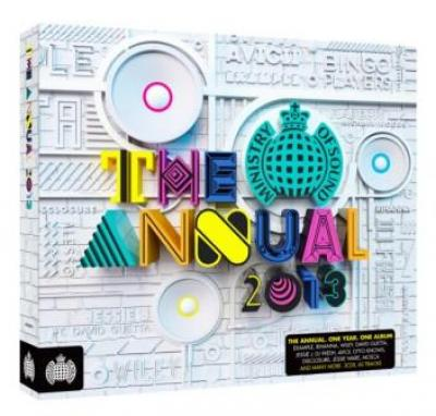 The Annual 2013 (3CD) (cover)
