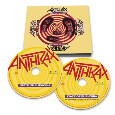 Anthrax - State of Euphoria (2CD)