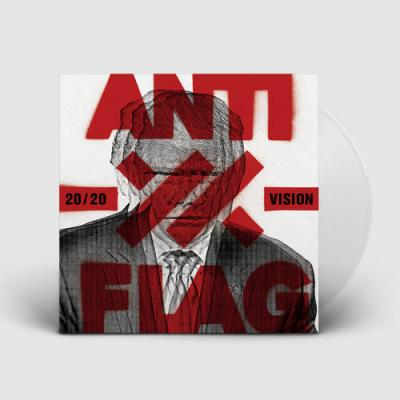 Anti-Flag - 20/20 Vision (Clear Vinyl) (LP)