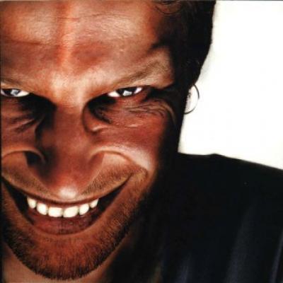 Aphex Twin - Richard D. James Album (LP) (cover)