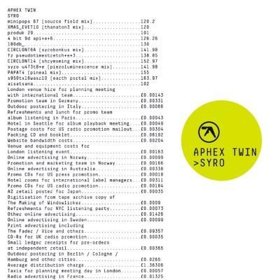 Aphex Twin - Syro -digi-