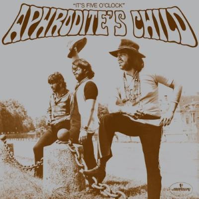 Aphrodite's Child - It's Five O'Clock (LP)