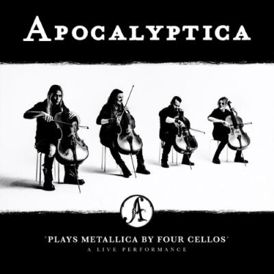 Apocalyptica - Plays Metallica (A Live Performance) (2CD+DVD)