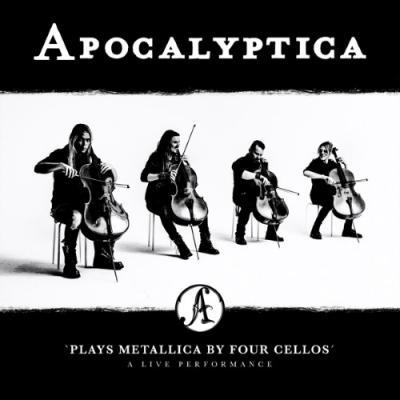 Apocalyptica - Plays Metallica (A Live Performance) (3LP+DVD)