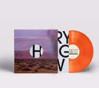 "Arcade Fire - Everything Now (Orange Vinyl) (12"")"