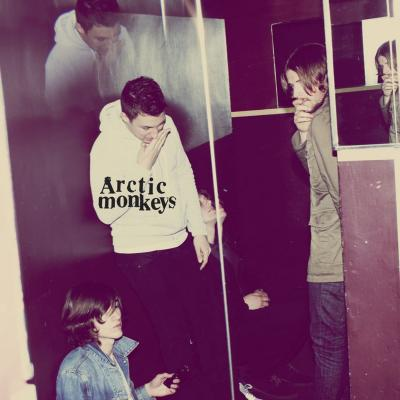 Arctic Monkeys - Humbug (cover)