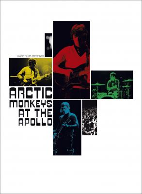 Arctic Monkeys - Live At The Apollo (DVD) (cover)