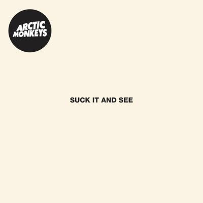 Arctic Monkeys - Suck It And See (LP) (cover)