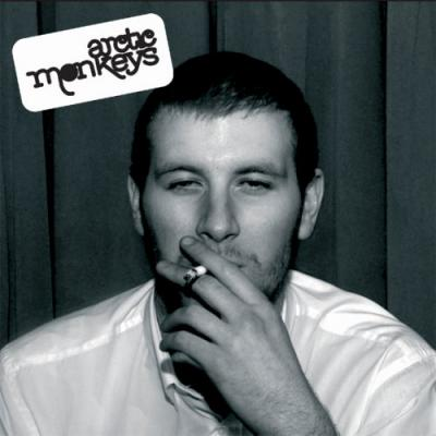 Arctic Monkeys - Whatever People Say I Am That's What I Am Not (LP) (cover)