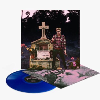 Ariel Pink - Dedicated To Bobby Jameson (Blue Vinyl) (LP)