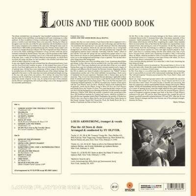 Armstrong, Louis - Louis and the Good Book (Orange Vinyl) (LP)