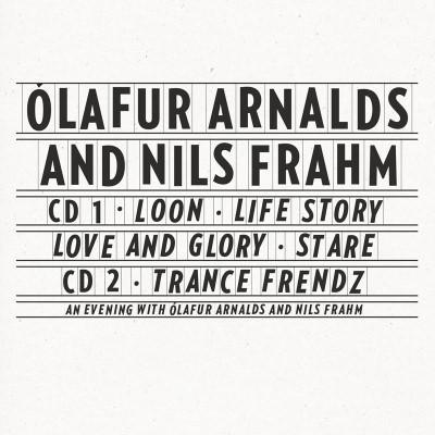 Arnalds, Olafur & Nils Frahm - Collaborative Works (2CD)