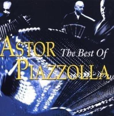 Piazzolla, Astor - Best Of (cover)