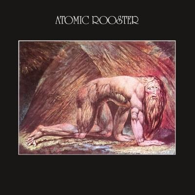 Atomic Rooster - Death Walks Behind You (LP)