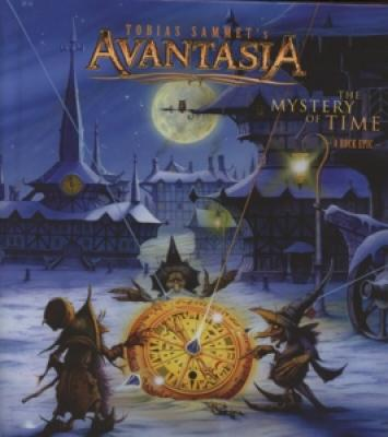 Avantasia - The Mystery Of Time (cover)