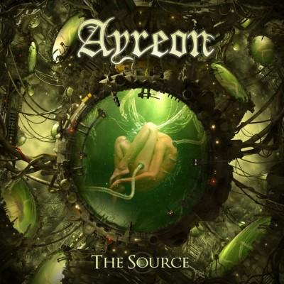 Ayreon - Source (2CD+DVD)