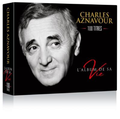 Aznavour, Charles - L'album De Sa Vie (5CD)