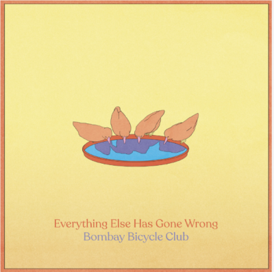 Bombay Bicycle Club - Everything Else Has Gone Wrong (Deluxe) (2LP)