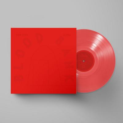 Bon Iver - Blood Bank Ep (Red Vinyl) (LP)