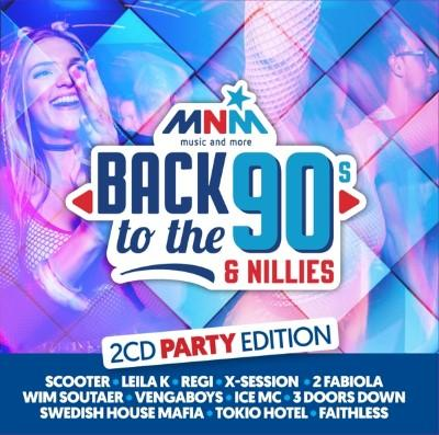 Back To the 90's & Nillies 2018 (MNM) (2CD)