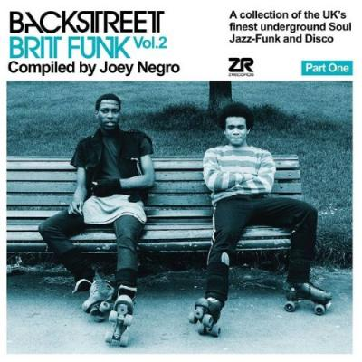 Backstreet Brit Funk (Compiled by Joey Negro) (Volume 2) (Part 1) (2LP)