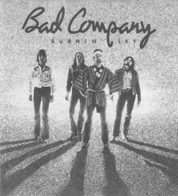 Bad Company - Burnin' Sky (Deluxe Edition) (2LP)