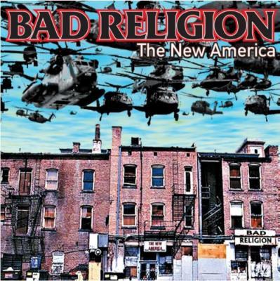 Bad Religion - New America (LP)