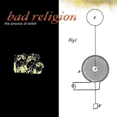 Bad Religion - Process Of Belief (LP) (cover)