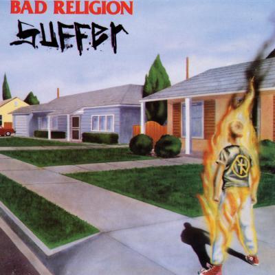 Bad Religion - Suffer (LP)