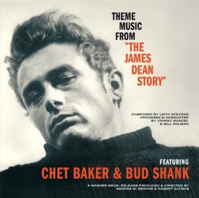 Baker, Chet & Bud Shank - The James Dean Story (OST) (LP)